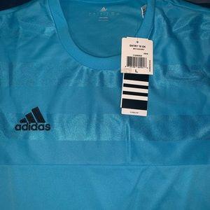 adidas Shirts - Adidas Entry 15 Goalkeeper Jersey (Soccer)